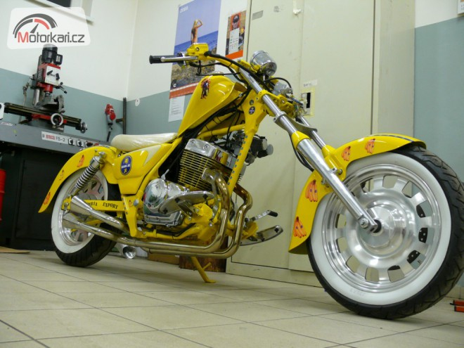 Chopper 250XT King � Banana Joe