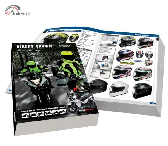Katalog Bikers Crown 2012 již v prodeji