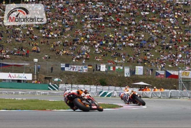 Týmy MotoGP zvolily Brno za tøetí nejlepší Grand Prix uplynulé sezony