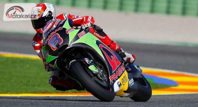 Barbera chce být nejlepším jezdcem na Ducati