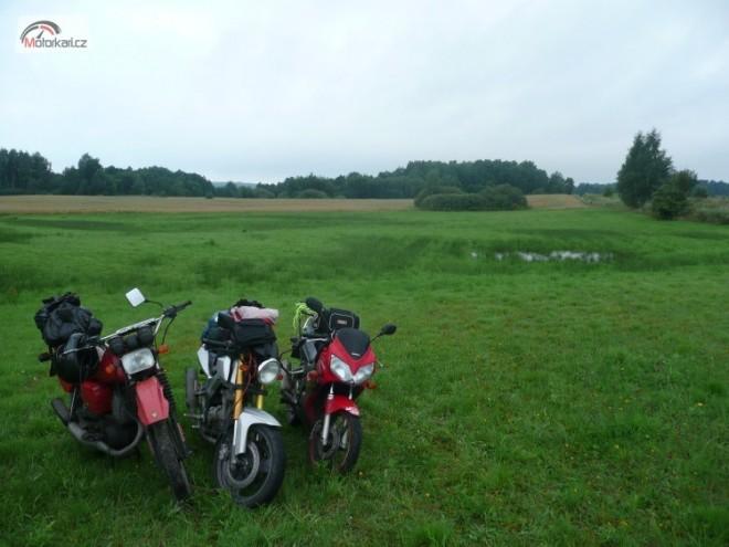 Polsko: 600 m pod zemí, Vlèí doupì i Balt