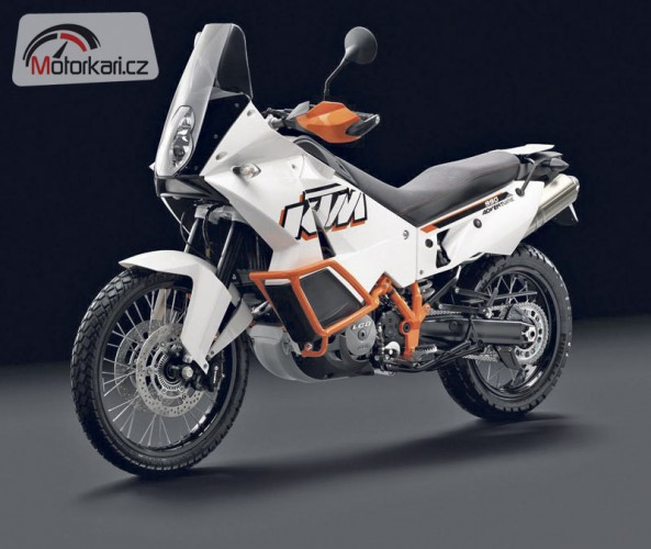 Spy Photos - KTM Adventure 1290 (MY2013)
