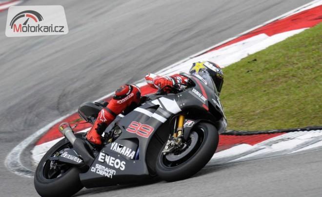 Testy MotoGP - Sepang, 1. den