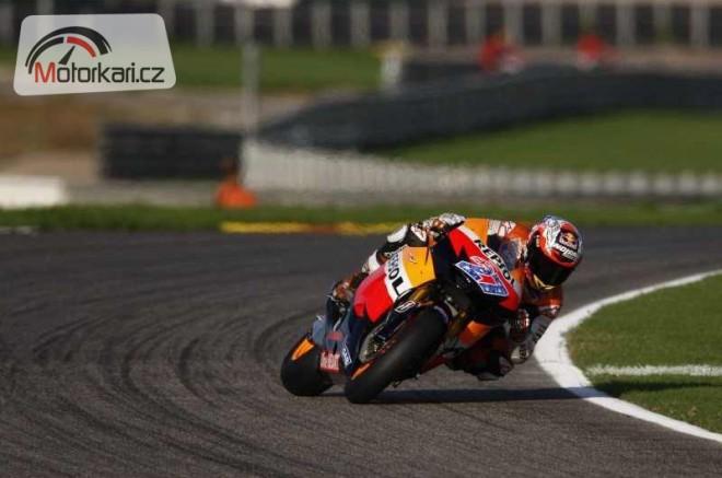 Testy MotoGP - Sepang, 3. den