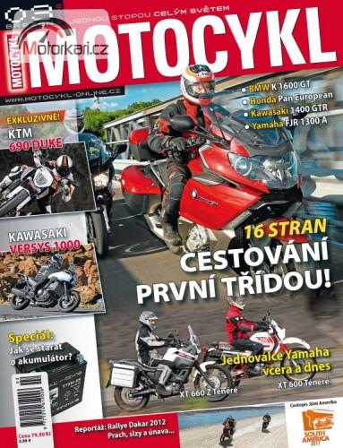 Motocykl 3/2012