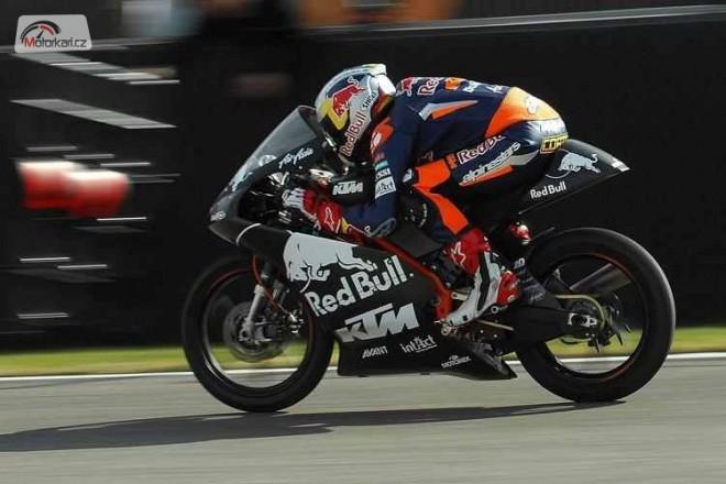 Testy Moto2 a Moto3 - Valencia, 2. den