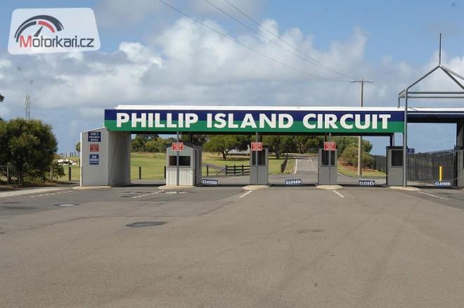 Testy WSBK - Phillip Island, 2. den