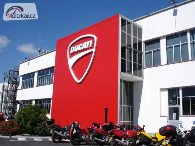 Zmìní Ducati majitele?