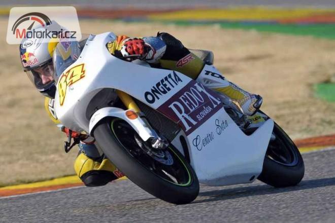 Testy Moto2 a Moto3 v Jerezu