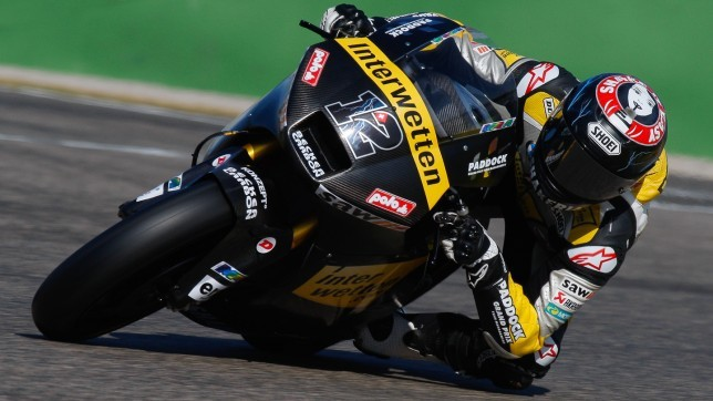 Testy Moto2 a Moto3 - Jerez, 1. den