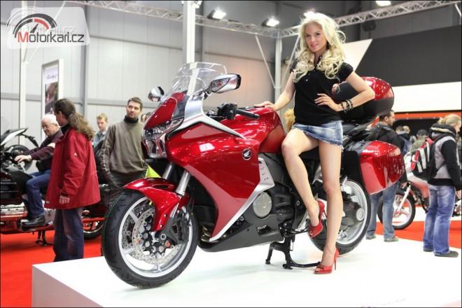 Výstava Motosalon 2012