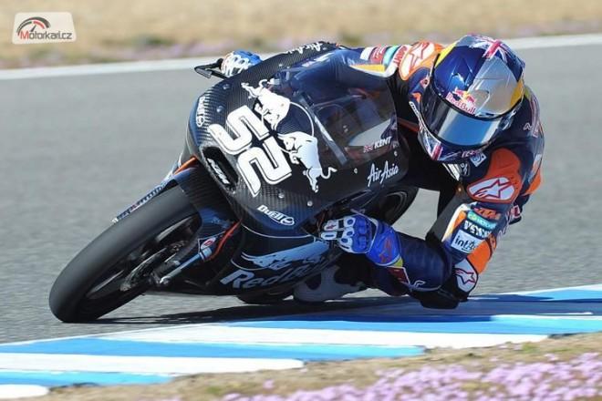 Testy Moto2 a Moto3 - Jerez, 3. den