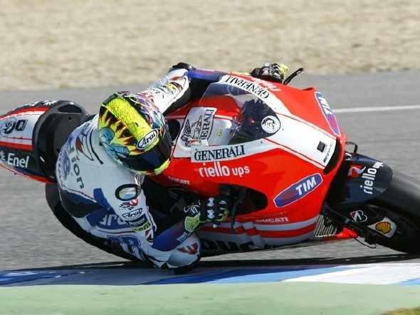 Abraham a jezdci CRT testovali v Jerezu