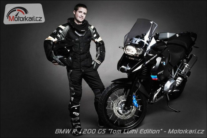 "BMW R 1200 GS ""Tom L�thi Edition"""