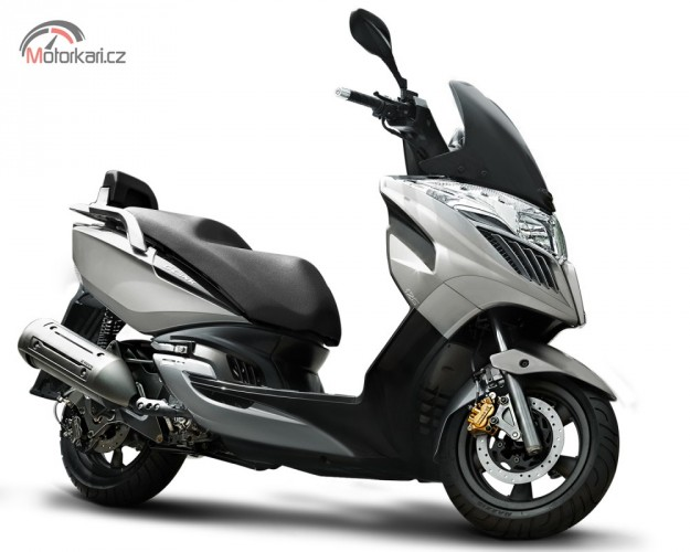 Noviny Kymco, Quadro a Speeds 2012