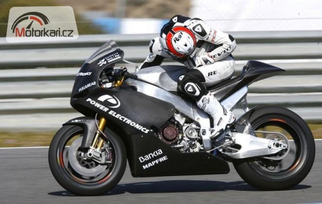 Testy MotoGP - Jerez, 3. den