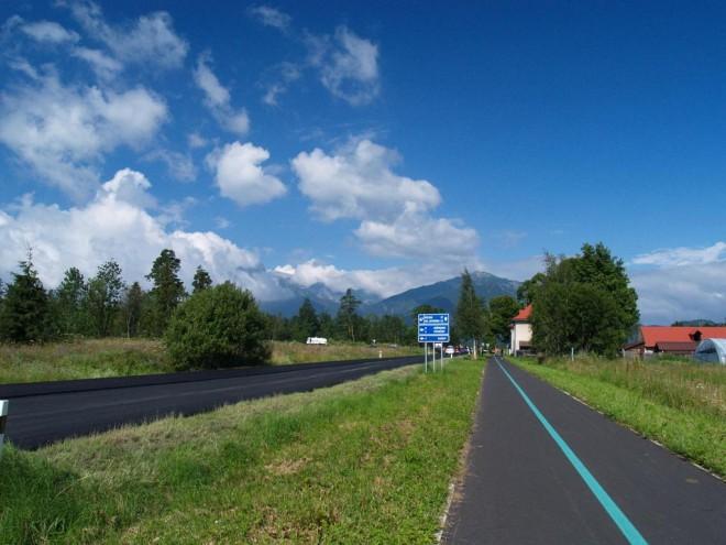 Putování kolem Slovenska