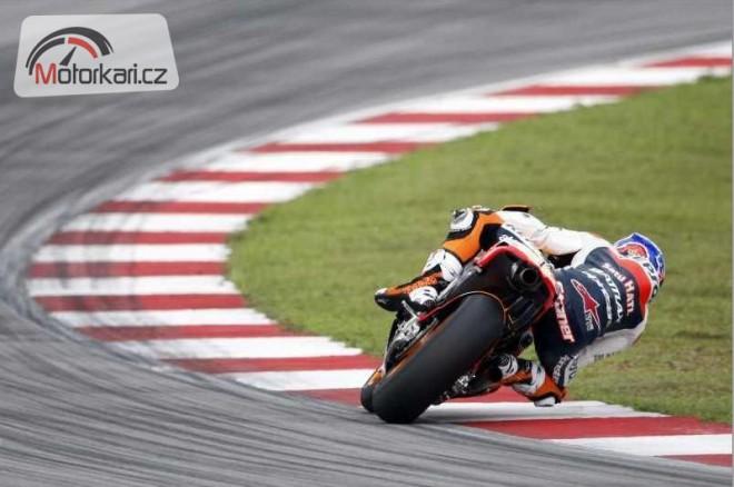 Testy MotoGP - Sepang II, 1. den