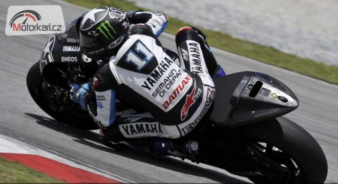 Testy MotoGP - Sepang II, 2. den