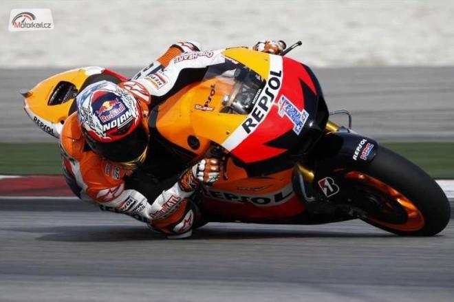 Testy MotoGP - Sepang II, 3. den