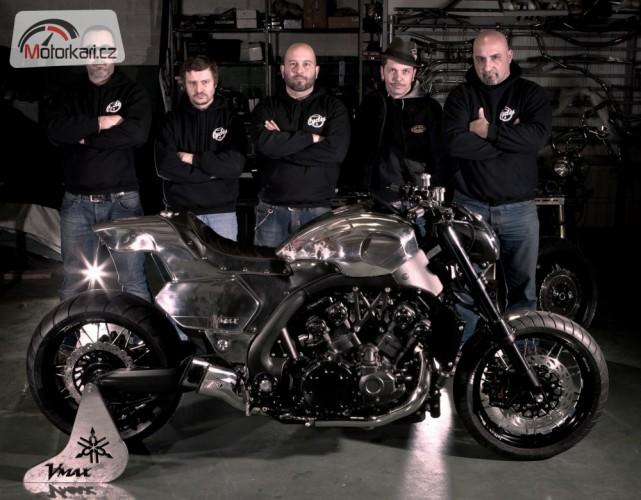 Yamaha V-Max: další Hypermodifikace