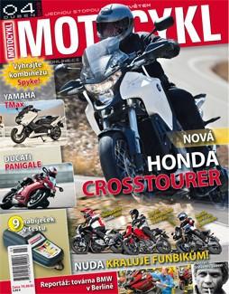 Motocykl 4/2012