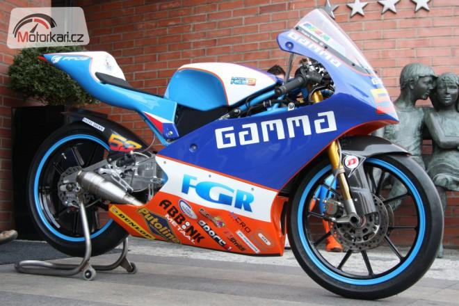 Pøedstavení týmu MOTO FGR