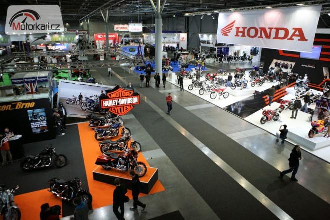 Výstava Motosalon odstartovala