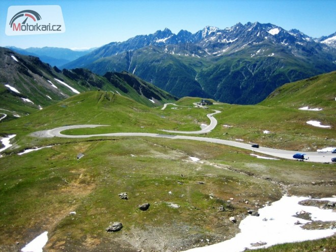 Ètyøi dny v rakouských kopcích