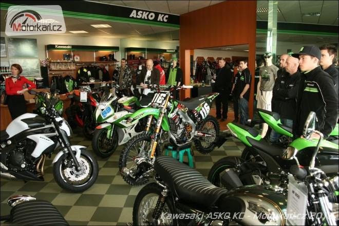 Kawasaki novinky 2012