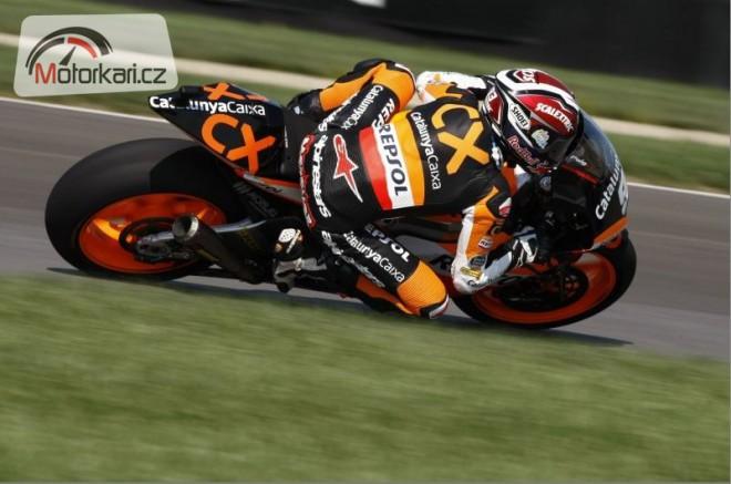 Marc Marquez rychlost neztratil