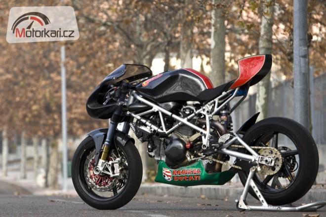 Radical Ducati Pata Negra