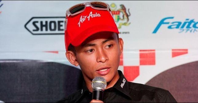 Khairuddin chce pravidelnì dojíždìt v Top-10