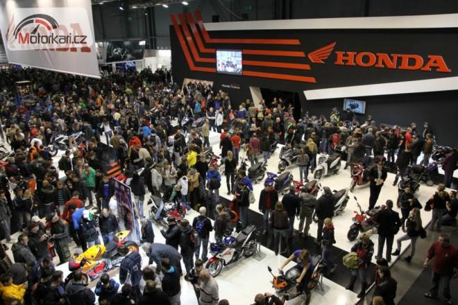 Motosalon 2012: ohlédnutí za výstavou