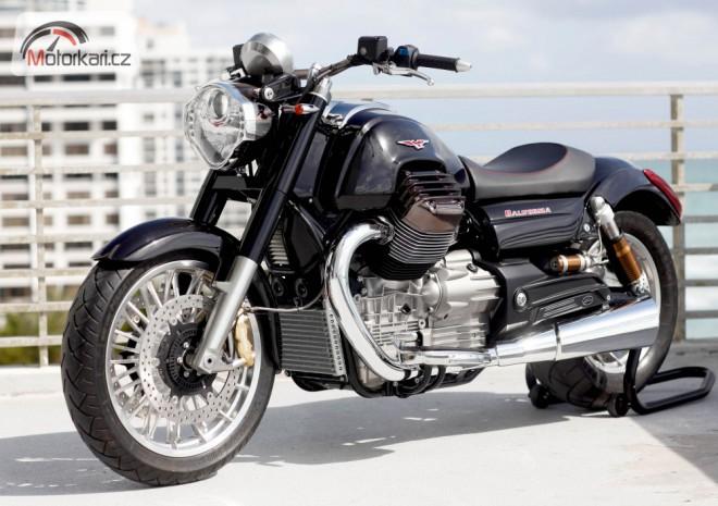 Moto Guzzi California 1400 bude na podzim