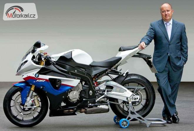 BMW se vážnì zabývá vstupem do MotoGP