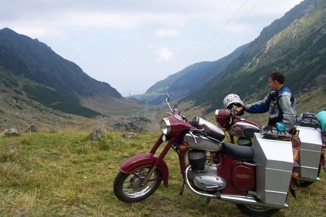Do Rumunska na Jawách