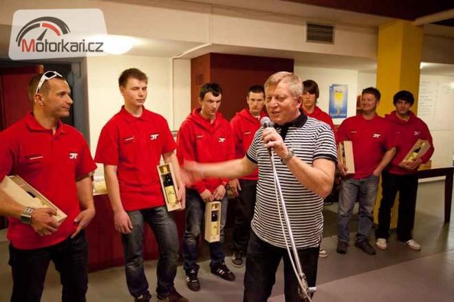 Motoman Team oslavil 20 let ve velkém stylu