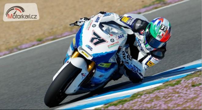 Jerez - testy IRTA Moto2, 3. den