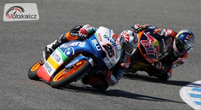 Jerez - testy IRTA Moto3, 3. den