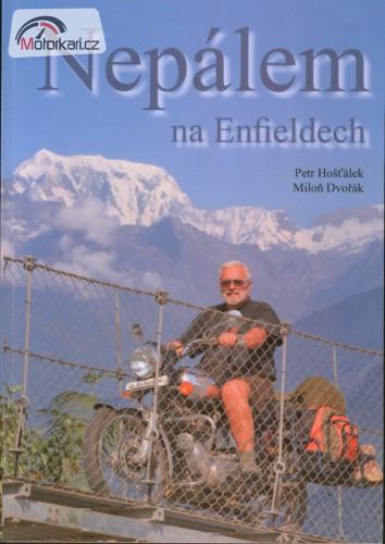 Soutìž o knihu Nepálem na Enfieldech