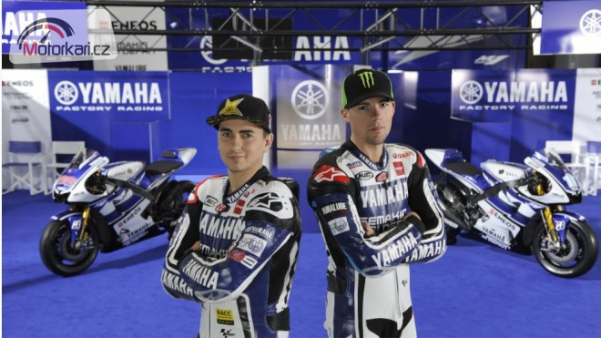 Yamaha chce za�to�it na Hondu