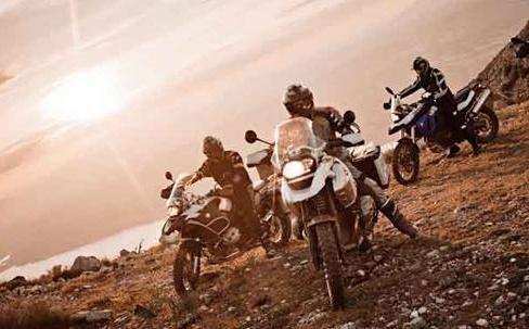 Zahájení moto sezóny s BMW