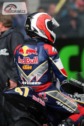 Tomáš Vavrouš v týmu Motorpower