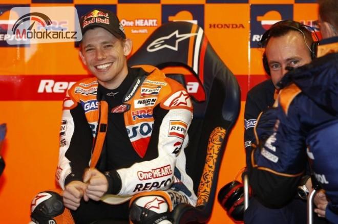Jerez - testy IRTA MotoGP, 1. den