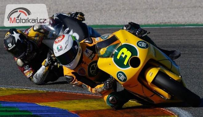Pøed sezónou Moto2