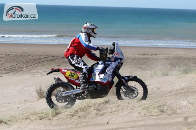 Dakar 2013 odstartuje v Peru