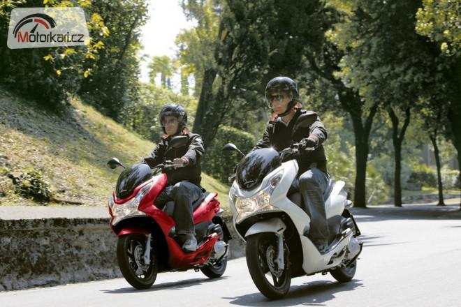 Nová Honda PCX 150