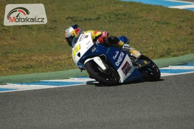 Kornfeil vstupuje do své tøetí sezóny Grand Prix