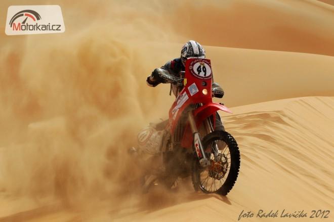 Abu Dhabi - druhá a tøetí etapa